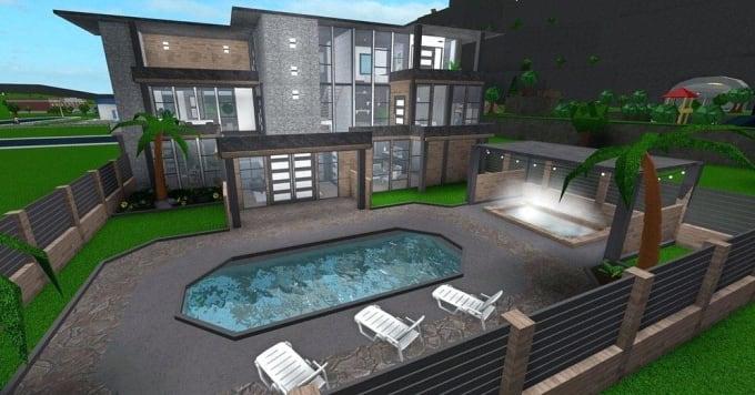 Build You A Modern House In Bloxburg By Bloxburgbossyt