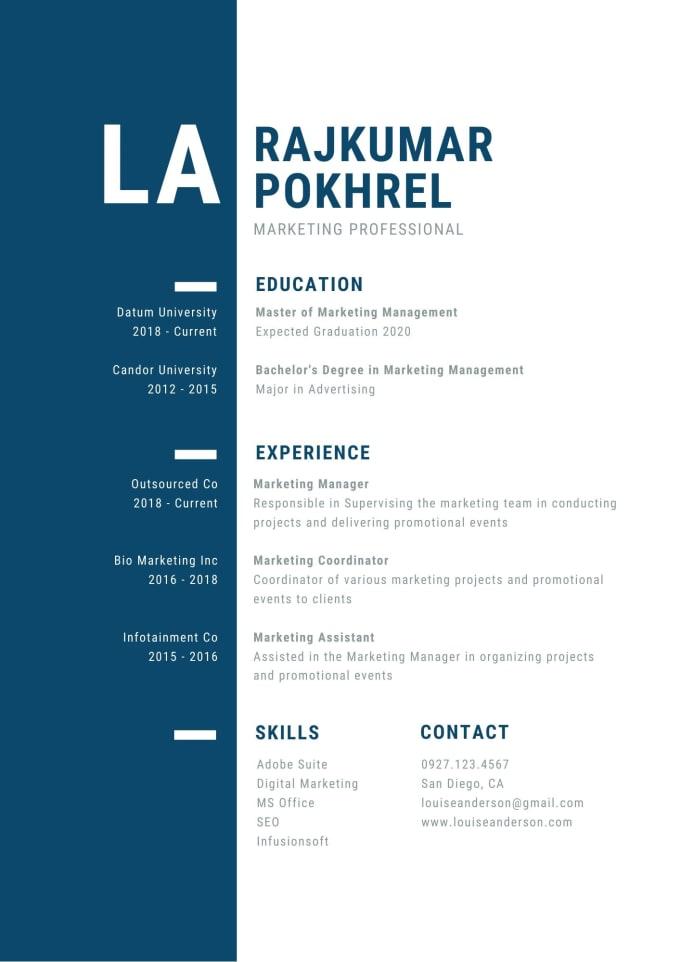 Custom resume writing 50