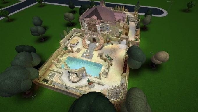 Curate You A Fantastic Bloxburg Backyard By Jacksilver Fiverr
