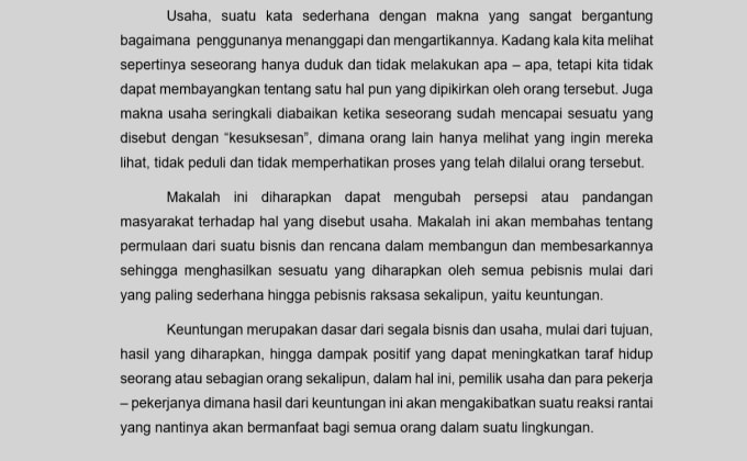 Translate From English To Indonesian And Vice Versa By Minininja22