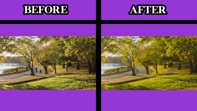professionaly edit your pictures