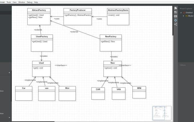 Draw uml diagrams class use case state machine sequence ...