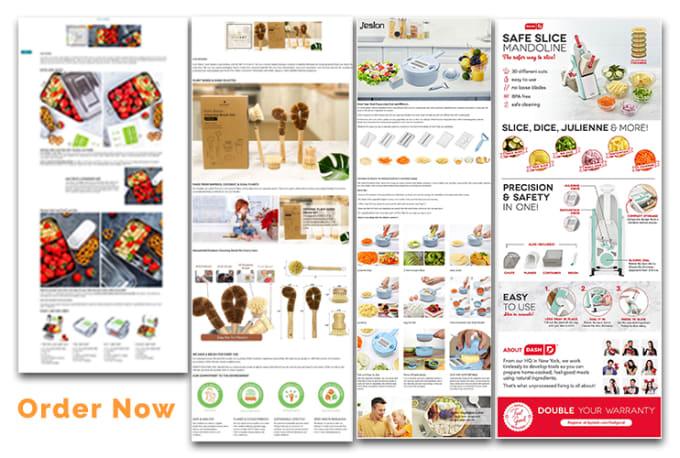 create and design amazon enhanced brand content, ebc a plus