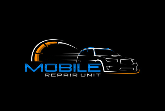 design modern auto detailing and automotive logo