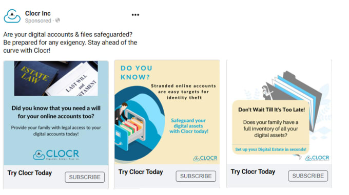 make your facebook instagram and linkedin ads cost effective