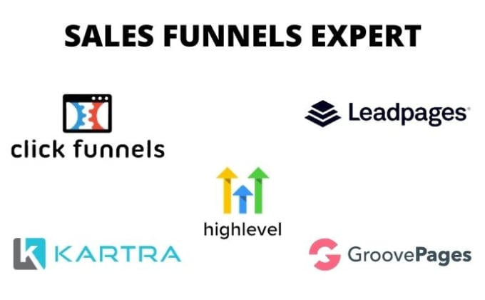 set up clickfunnels sales funnels
