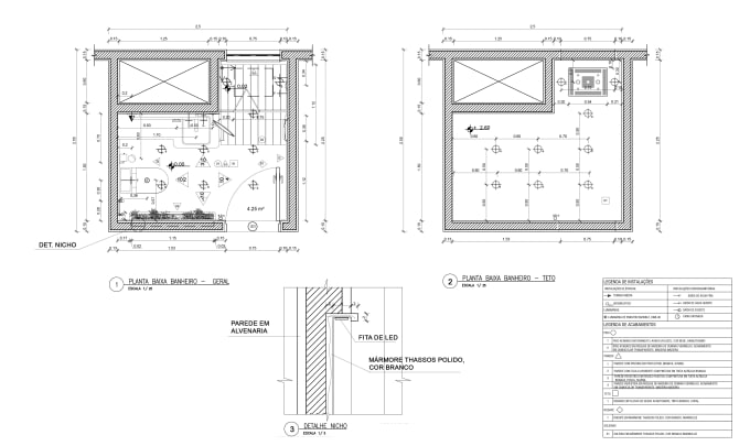 develop high quality architectural details for your project