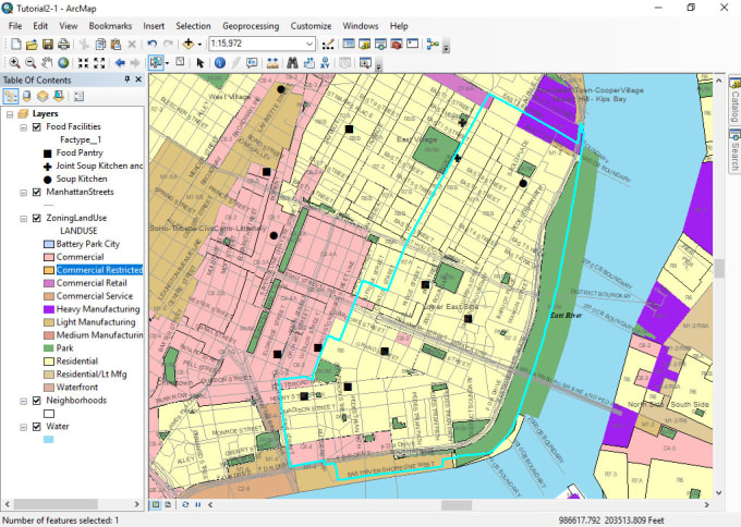 do gis mapping and programming analysis anything