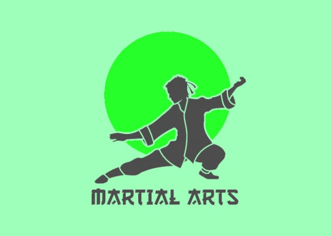 design awesome modern martial arts logo only 15 hours