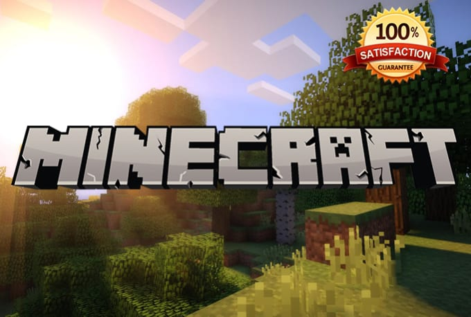Create you a minecraft logo in your name or text by ...