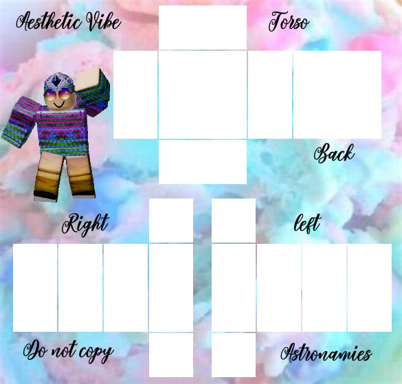 Make A Roblox Clothing Template By Huwzers