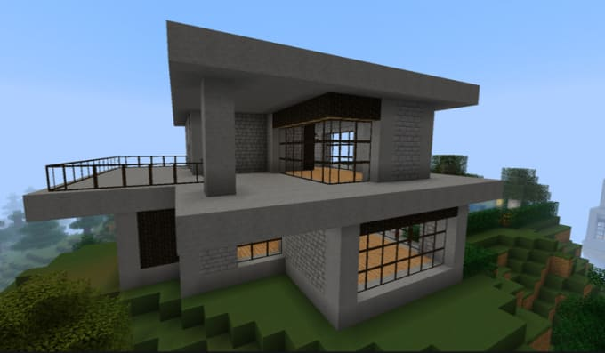 Design Your Ultimate Dream House In Minecraft By Jrvideos