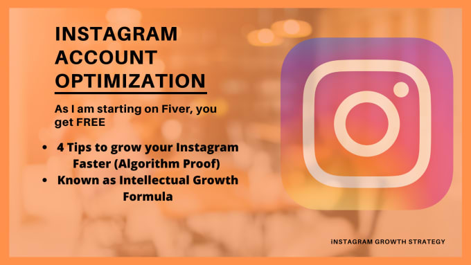 optimize your instagram account for professional growth