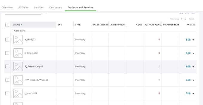 do accounting and bookkeeping in quickbooks online