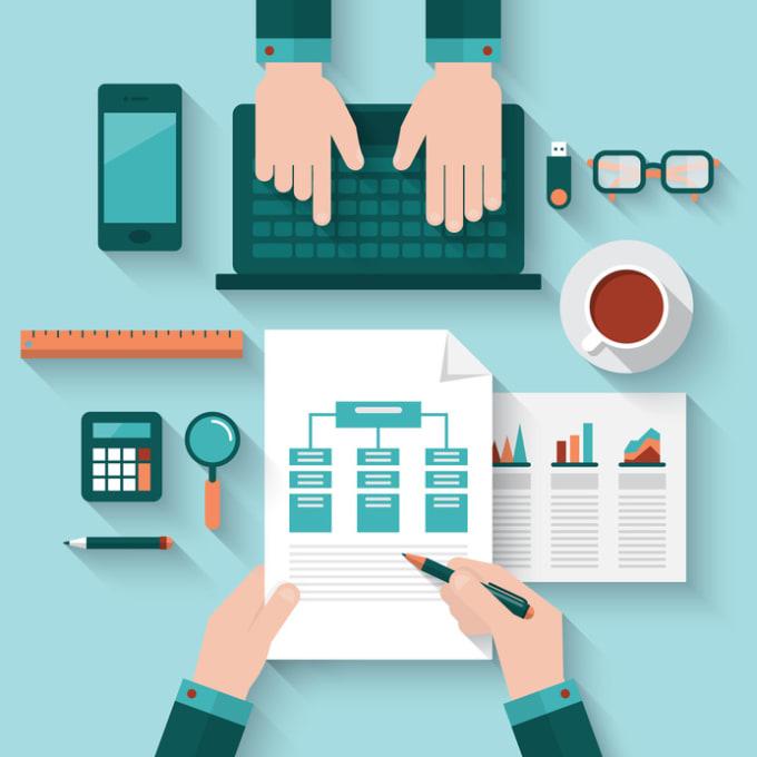freelance data analysis