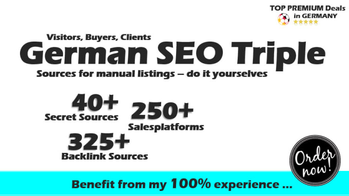 Write 1 Awesome German Ebay Title For High Traffic By Keynagroup