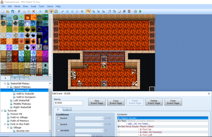 Make Rooms And Events In Rpg Maker Vx Ace Or Mv By Jmhoogeveen005