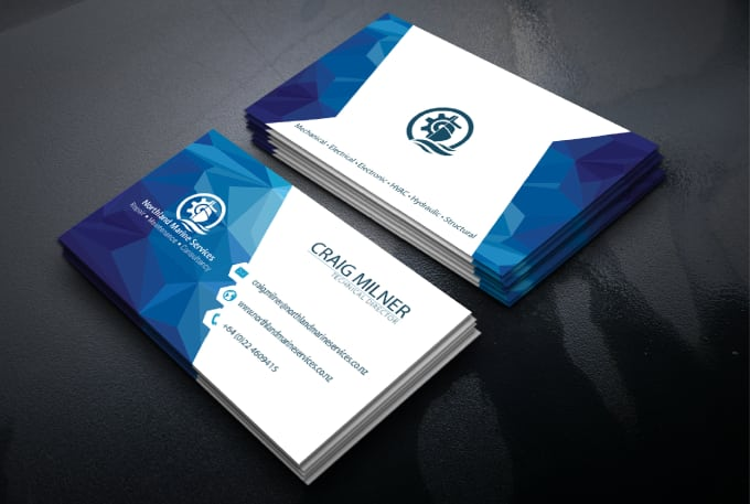 Design amazing business card for you by graphicriverr design amazing business card for you colourmoves