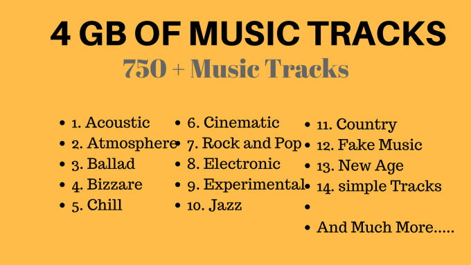 give you 4 gb of royalty free public domain music tracks