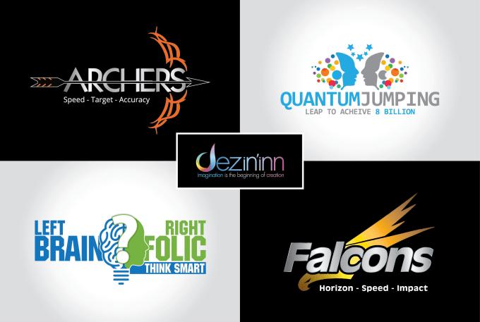 do creative and conceptual logo