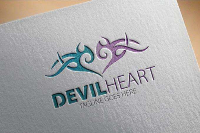 design flat minimalist logo until satisfaction