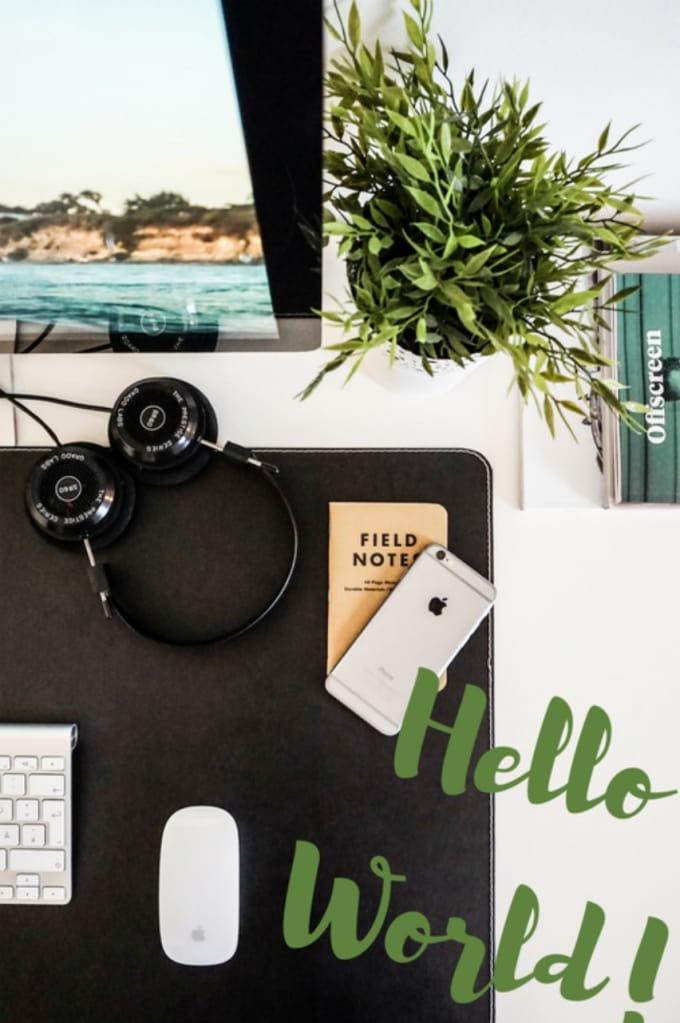 create quality blog graphics
