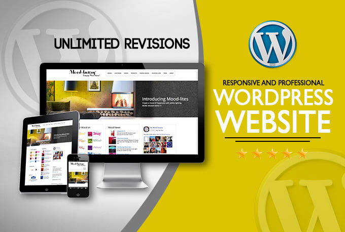Image result for wordpress website design