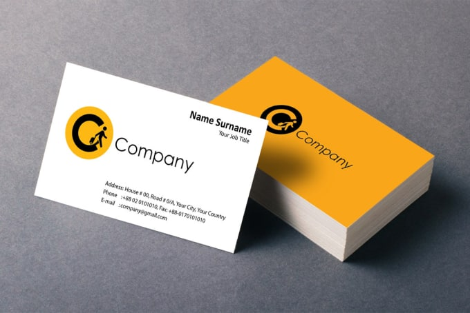 Design A Perfect Business Card For You By Shahed79