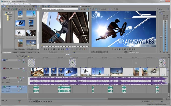 edit your videos professionally