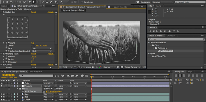 do professional video editing with best quality