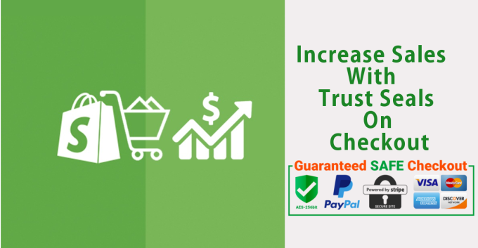 jivans : I will add trust seal at shopify shop checkout page for $5 on  www fiverr com