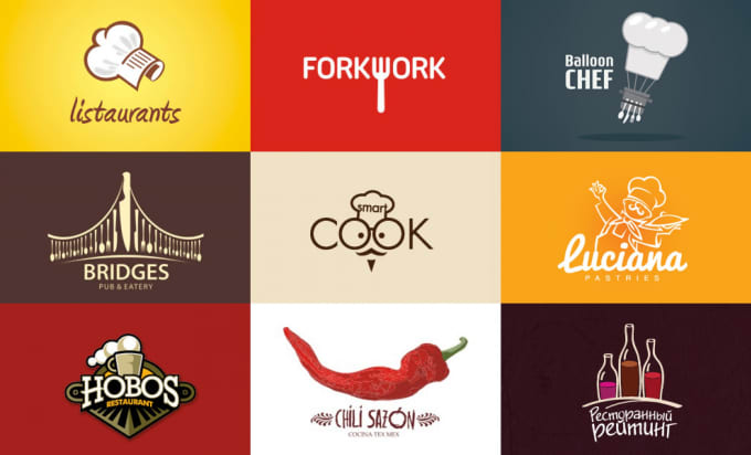 create 2 awesome logo designs