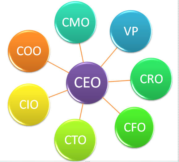 Collect ceo cfo cio cto owner president leads by We_expert