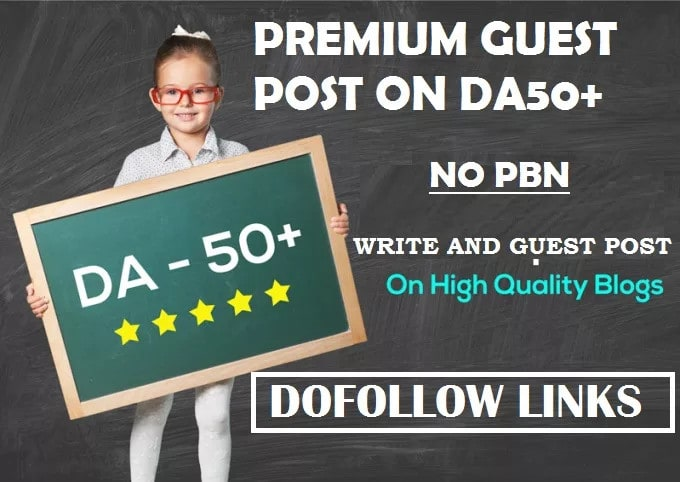 write and post on 7 real sites da70 dofollow blog