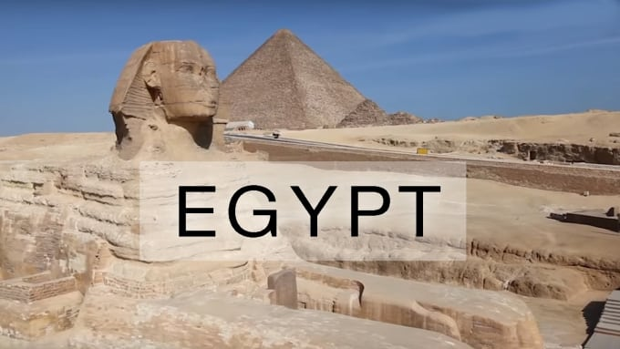 help you with anything to do with egypt