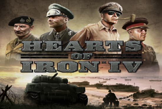 create any hoi4 hearts of iron 4 mod for you