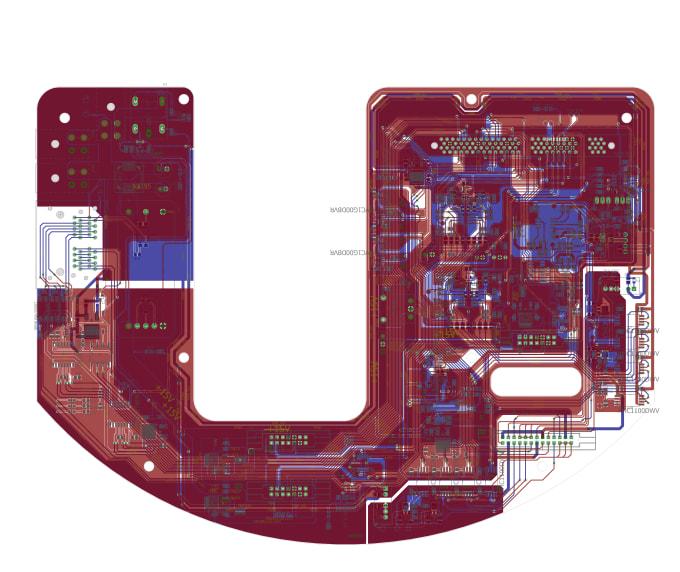 design schematics and pcb in eagle and altium
