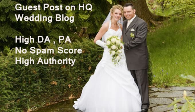 write and publish guest post on wedding blog da 30