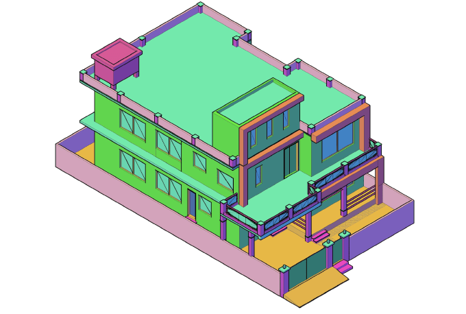 archarifhamid : I will make 2d 3d architectural design in autocad,  sketchup, 3d max for $5 on www fiverr com