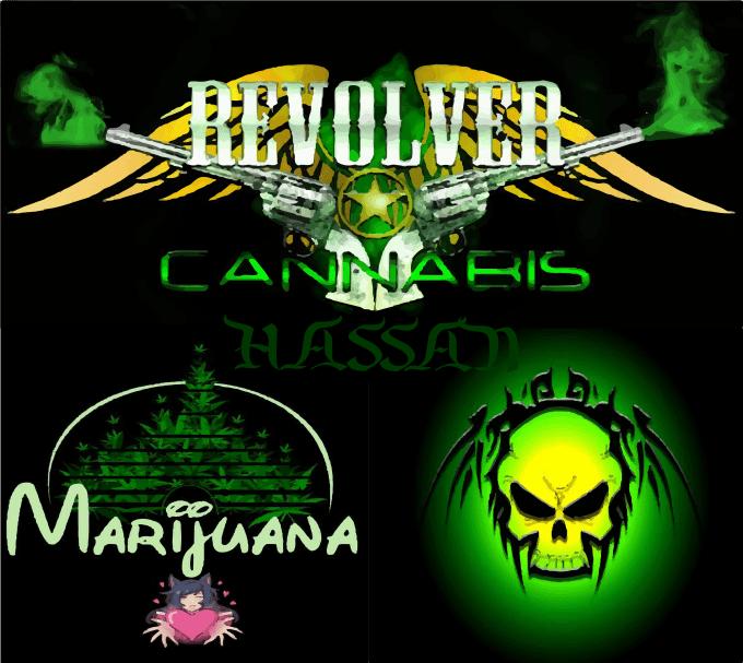 Design You An Amazing Cannabishempmarijuanaweed Logo