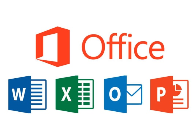 do basic and intermediate ms office work