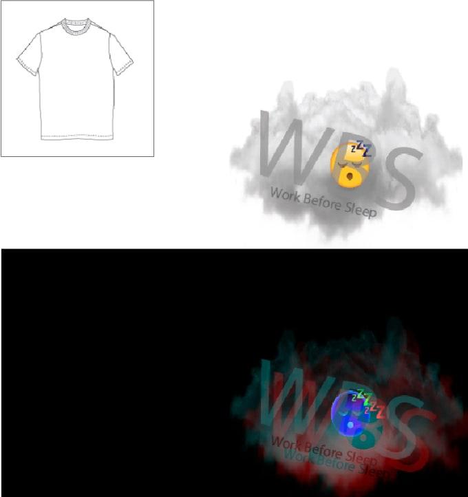 1e5ffbc1187f Making a clothing logo design by D_ill_