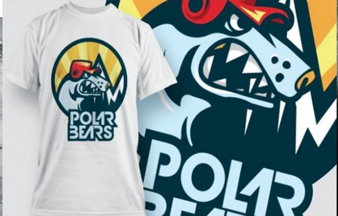 3a8c9256 Create trendy t shirt design by Medadamm