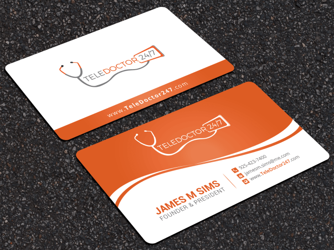 do amazing business card design in 12 hours - Amazing Business Cards