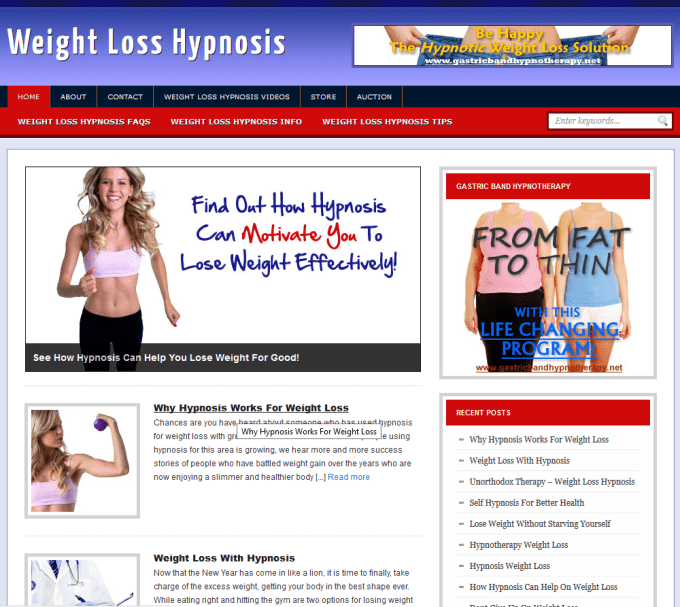 heffners : I will weight loss website completely built for you for $5 on  www fiverr com