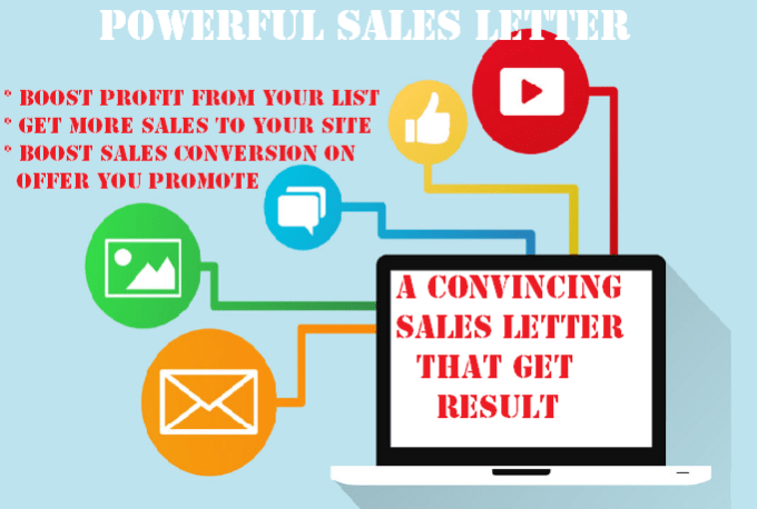 Write A Convincing Sales Letter For Your Business By William Charles