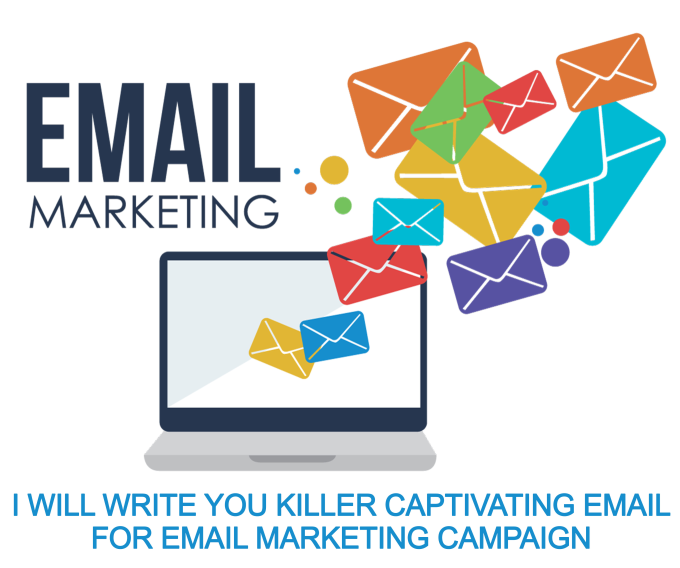 write you short killer email content that convert real quick