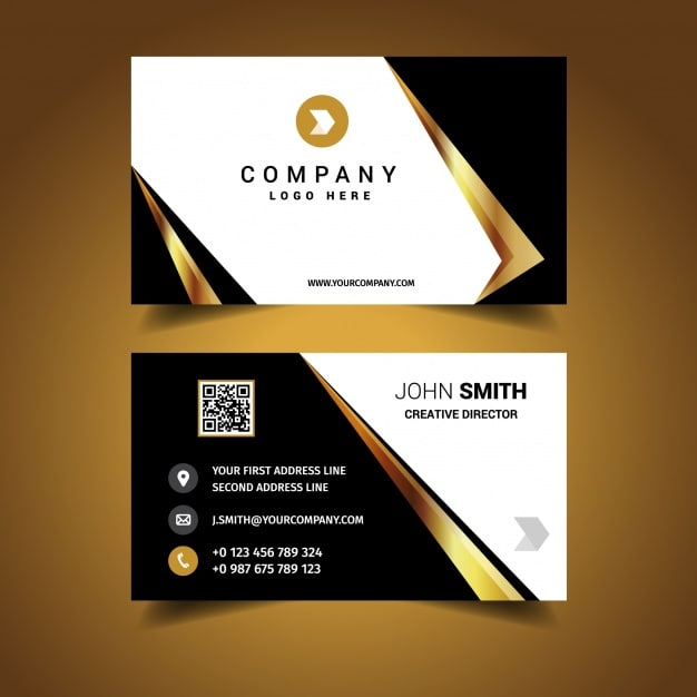 Design Business Card With Two Concepts By Akhandx27
