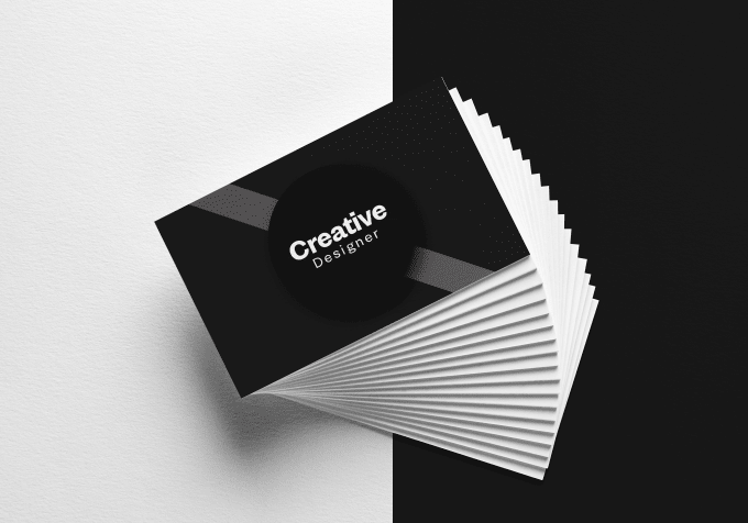Awesome Business Card Design In Just 6 Hours By Flyingwithgraph