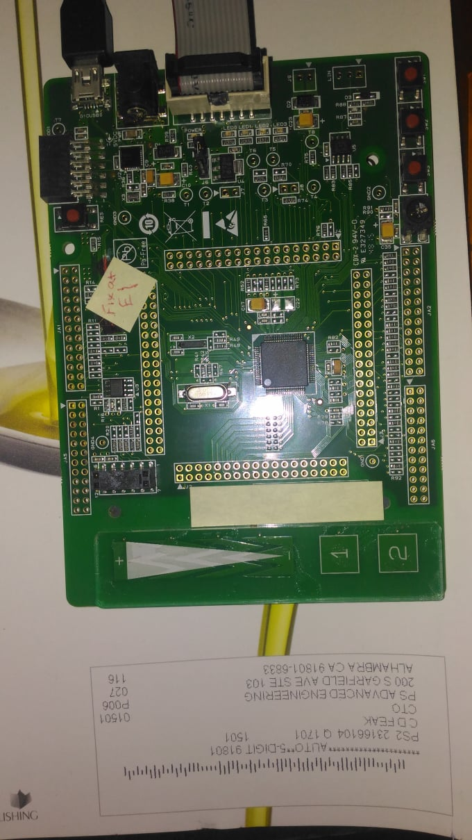 cdfeak : I will use altium or dxp for pcb layout for $625 on www fiverr com